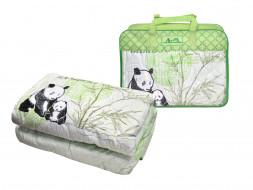 """Одеяло """"Этюд"""" утолщенное, бамбуковое волокно"""